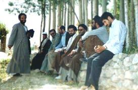 عکس/ مردان سیاست شهرستان مُهر در دهه ۶۰